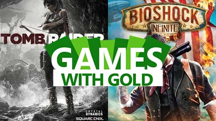 Xbox Live Games with Gold March 2015