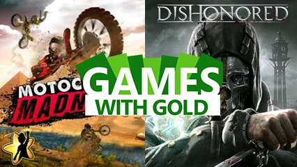 Xbox 360 Games with Gold August 2014
