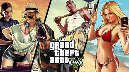 GTA5 Xbox 360 Gameplay in Full HD