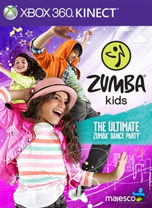 Zumba Kids BoxArt, Screenshots and Achievements