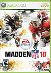 Madden NFL 10 BoxArt, Screenshots and Achievements