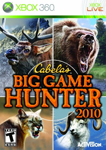 Cabela's Big Game Hunter 2010 Achievements