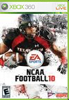 NCAA Football 10 BoxArt, Screenshots and Achievements