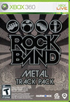 Rock Band Track Pack: Metal for Xbox 360
