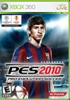 PES 2010 BoxArt, Screenshots and Achievements