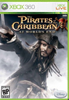 Pirates of the Caribbean: At Worlds End BoxArt, Screenshots and Achievements
