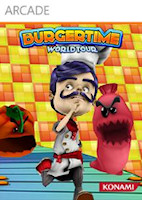 BurgerTime World Tour BoxArt, Screenshots and Achievements