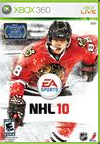 NHL 10 BoxArt, Screenshots and Achievements