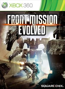 Front Mission Evolved