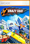 Crazy Taxi for Xbox 360