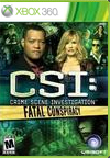 CSI: Fatal Conspiracy BoxArt, Screenshots and Achievements