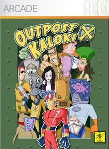 Outpost Kaloki X Achievements