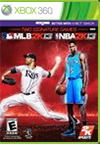 NBA 2K13/MLB 2K13 Combo Pack BoxArt, Screenshots and Achievements
