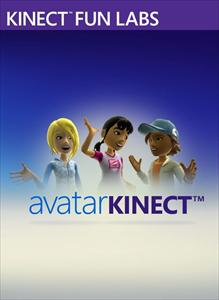 Kinect Fun Labs: Avatar Kinect BoxArt, Screenshots and Achievements
