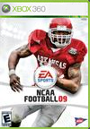 NCAA Football 09 BoxArt, Screenshots and Achievements