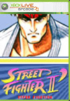 Street Fighter II Hyper Fighting Cover Image