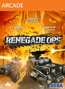 Renegade Ops Achievements