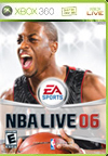 NBA Live 06 Cover Image