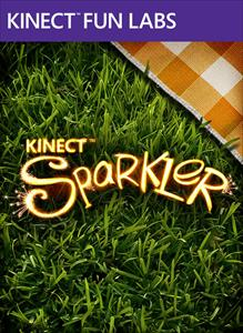 Kinect Fun Labs: Kinect Sparkler BoxArt, Screenshots and Achievements