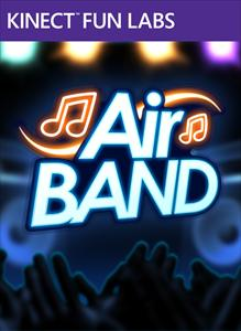 Kinect Fun Labs: Air Band BoxArt, Screenshots and Achievements