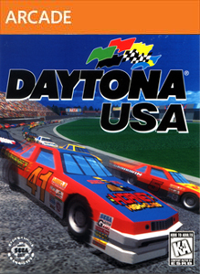 Daytona USA BoxArt, Screenshots and Achievements