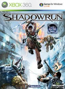 Shadowrun Cover Image