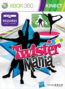 Twister Mania for Xbox 360