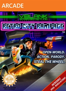 Retro City Rampage Achievements