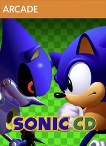 Sonic CD for Xbox 360