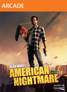 Alan Wake's American Nightmare BoxArt, Screenshots and Achievements