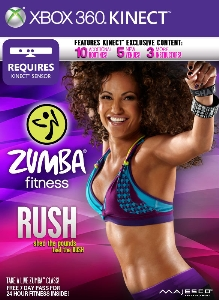 Zumba Fitness: Rush Achievements