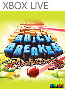 3D Brick Breaker Revolution BoxArt, Screenshots and Achievements
