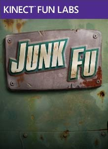 Kinect Fun Labs: Junk Fu BoxArt, Screenshots and Achievements