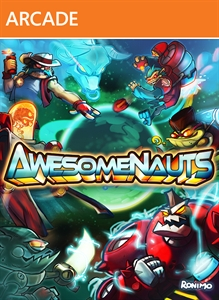 Awesomenauts BoxArt, Screenshots and Achievements