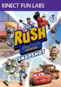Kinect Fun Labs: Kinect Rush Snapshot BoxArt, Screenshots and Achievements
