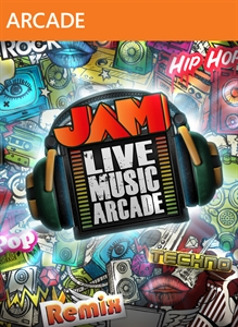 JAM Live Music Arcade BoxArt, Screenshots and Achievements