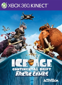 Ice Age: Continental Drift - Arctic Games BoxArt, Screenshots and Achievements