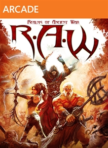 R.A.W. - Realms of Ancient War BoxArt, Screenshots and Achievements