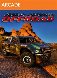 Jeremy McGrath's Offroad BoxArt, Screenshots and Achievements
