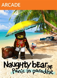 Naughty Bear: Panic in Paradise BoxArt, Screenshots and Achievements