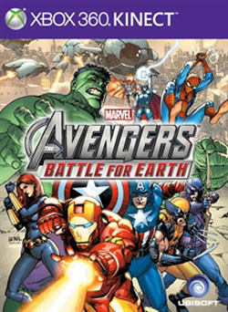 Marvel Avengers: Battle for Earth BoxArt, Screenshots and Achievements