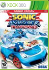 Sonic & All-Stars Racing Transformed for Xbox 360