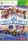 F1 Race Stars BoxArt, Screenshots and Achievements
