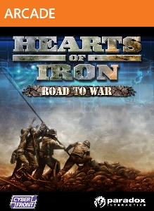 Hearts of Iron: Road to War