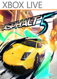 Asphalt 5 BoxArt, Screenshots and Achievements