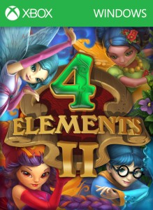 4 Elements II Special Edition (Win 8)