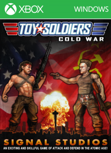 Toy Soldiers Cold War (Win 8)