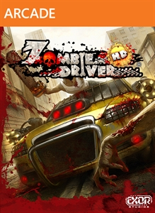 Zombie Driver HD BoxArt, Screenshots and Achievements