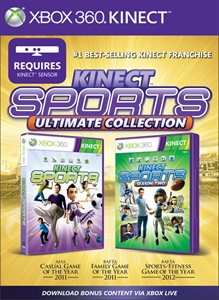 Kinect Sports Ultimate Collection BoxArt, Screenshots and Achievements