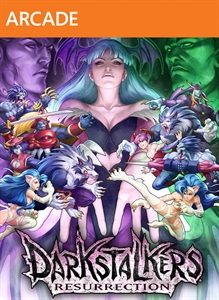 Darkstalkers Resurrection BoxArt, Screenshots and Achievements